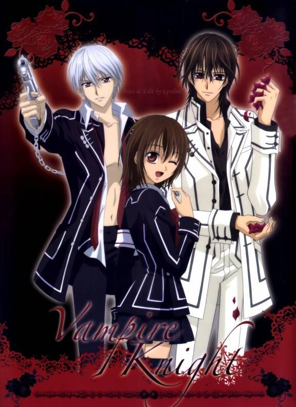 Vampire knight 2 temporada online dating 6
